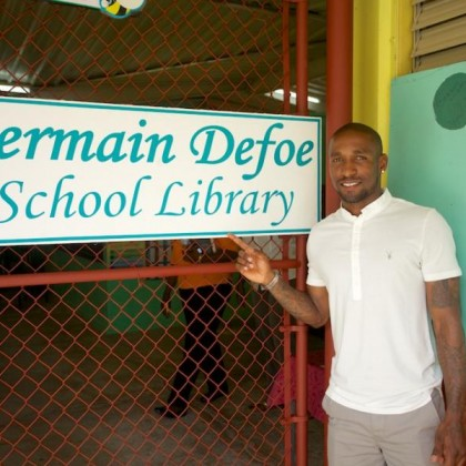 Visit to Soufriere Primary School