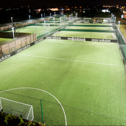 5-a-side Charity Junior Football Tournament – Mon. 29th May '17