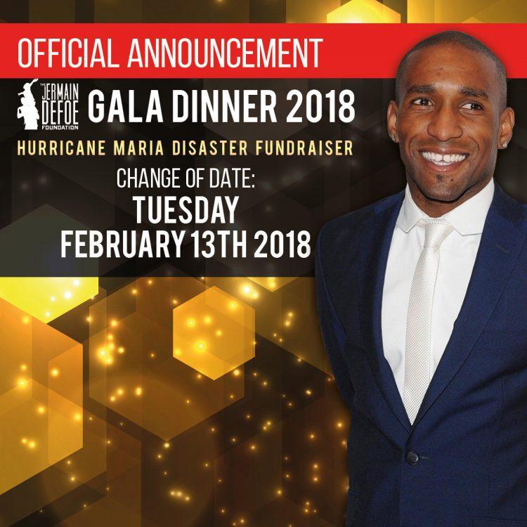 Gala Dinner 2017: Hurricane Maria Disaster Fundraiser