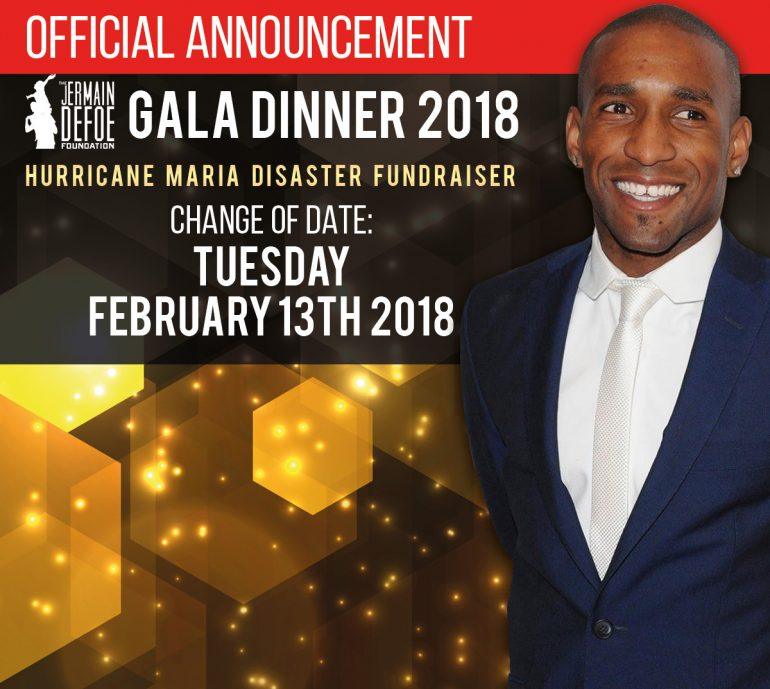 Gala Dinner 2017: Hurricane Maria Disaster Fundraiser