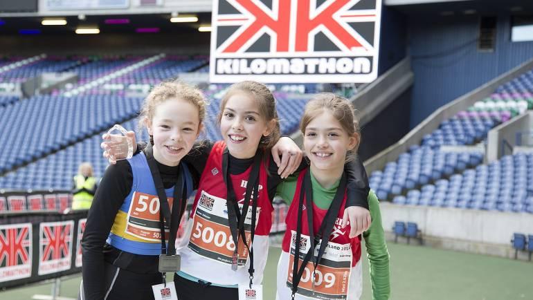 Kilomathon Scotland 2018