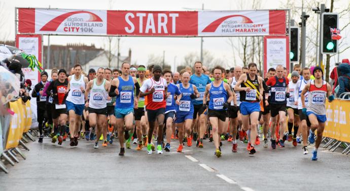 Sunderland 10k & Half Marathon